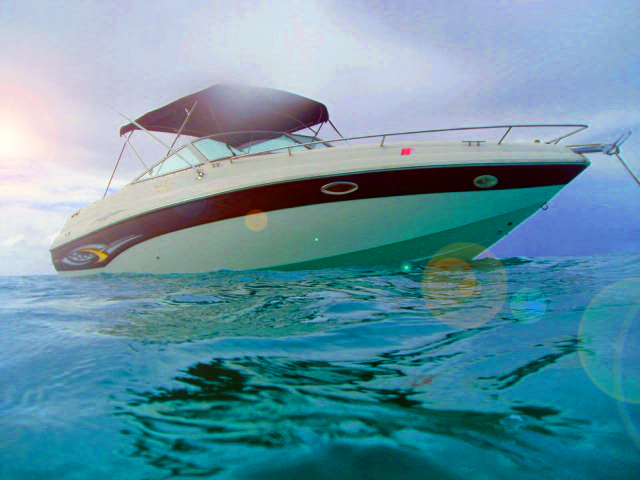 Rinker Captiva 32 ft