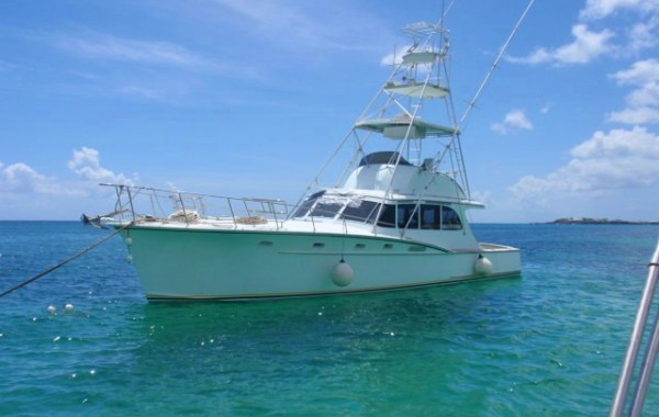 RYBOVICH Sportfishing Boat 46ft