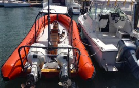 Searescue Dinghy 30ft